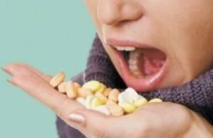 Приём антибиотиков при тонзиллите