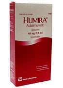Лекарство от псориаза Humira