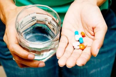 Prinimaem tabletki