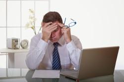 Постоянная усталость - симптом анемии