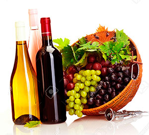 Спиртные напитки на основе винограда
