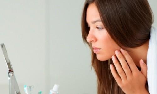 Проблема аллергии на косметику