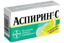 Аспирин для разжижения крови