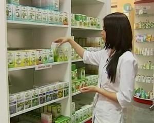 Фитопрепараты в аптеке