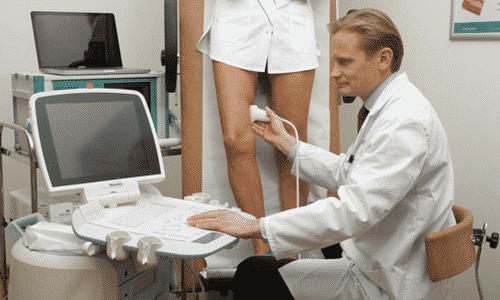 Для уточнения диагноза назначается допплерография сосудов