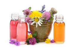 Эфирные масла - причина аллергии на косметику