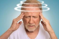 Головокружение - симптом нарушения мозгового кровообращения