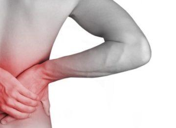 Характерные симптомы и лечение хондроза поясничного отдела позвоночника