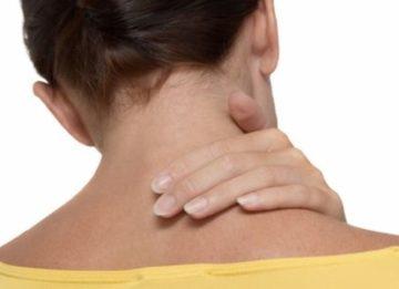 Как устранить хруст в шее при поворотах головы
