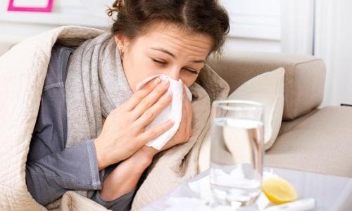 Воспаление провоцирует подверженность к простудным заболеваниям