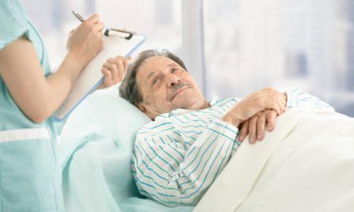 Лечение кровопотери в больнице