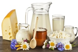 Молочные продукты при панкреатите
