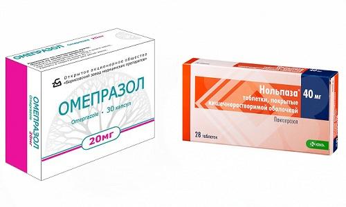 Нольпаза или Омепразол - лекарственные средства со сходным механизмом действия и положительным влиянием на организм
