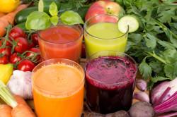 Польза овощных соков не красного цвета для понижения гемоглобина
