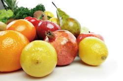 Польза фруктов при запоре