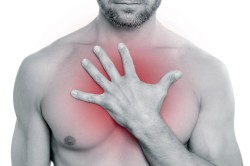 Изжога - симптом заражения хеликобактер пилори