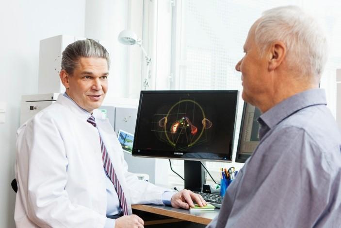 Современные методы диагностики рака предстательной железы в Финляндии