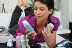проверка срока годности косметики для профилактики аллергии
