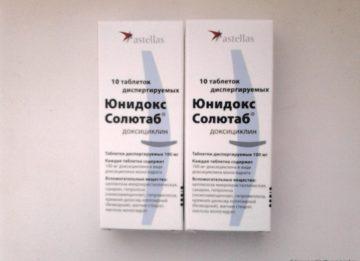 Лечение уреаплазмы препаратом Юнидокс Солютаб®